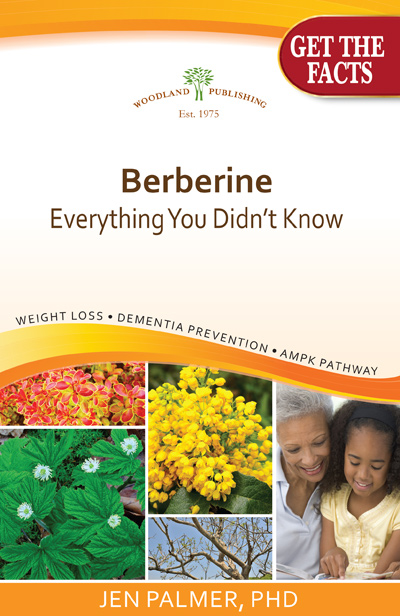 Woodland publishing: Berberine Everything You Didnt Know 48 page Book
