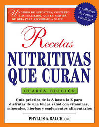 Books and Media: Prescription for Nutritional Healing-Spanish Edition
