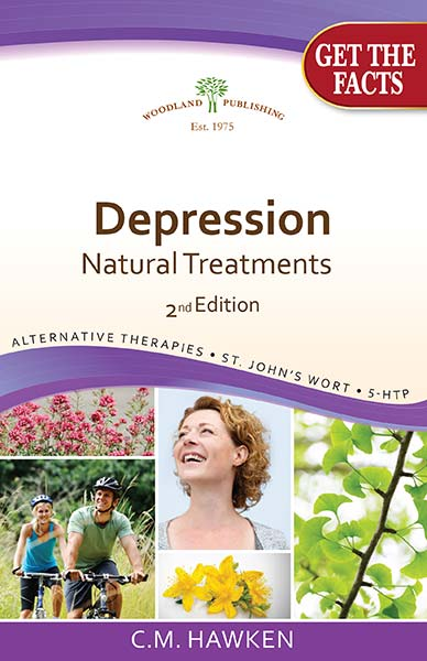 Natural Treatments For Depression 2nd Edition, 36 Pages
