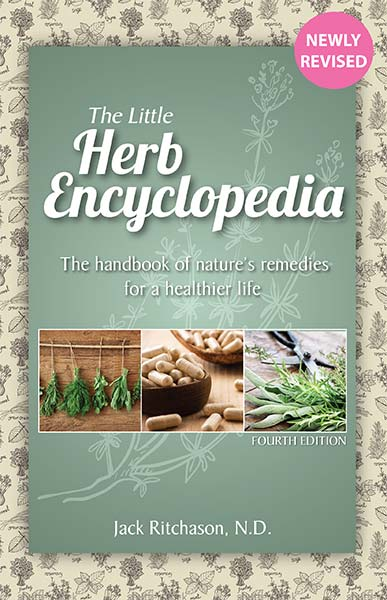 Woodland publishing: Little Herb Encyclopedia 4th Ed 528 pgs Book