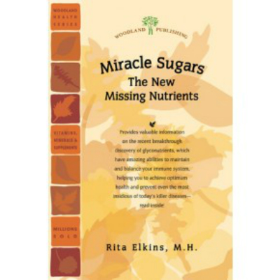 Miracle Sugars 48 pgs Book from Woodland publishing