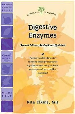 Woodland Publishing: Digestive Enzymes 2nd Edition 36 pages