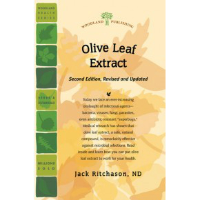 Olive Leaf Extract 2nd Edition 32 from Woodland Publishing