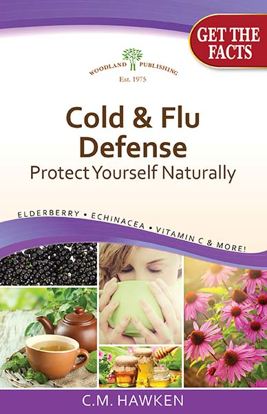 Woodland: Natural Cold and Flu Defense 2nd Ed Book (Publication) 40pgs