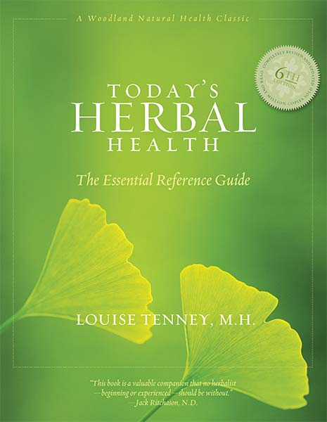 Woodland: Today's Herbal Health 6th Ed Book (Publication) 406pgs