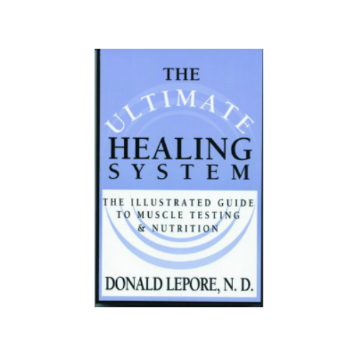 Woodland publishing: Ultimate Healing System 402 pgs Book