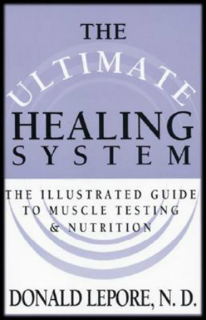 Woodland Publishing: Ultimate Healing System 402 pgs