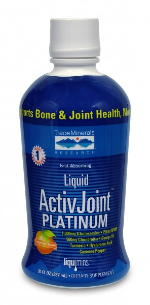 Trace Minerals Research: Liquid ActiveJoint Platinum 30oz