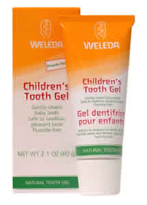 WELEDA: Children's Tooth Gel 1.7 fl oz