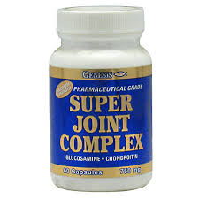 GENESIS NUTRITION: SUPER JOINT COMPLEX 750 MG 60 caps