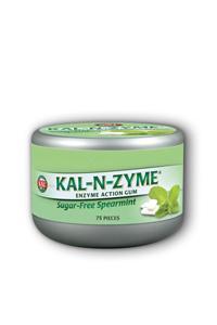 KAL: KAL N Zyne (Spearmint) 75 ct Gum