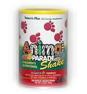 Natures Plus: Animal Parade Shake Single Serving Pks 3 x 8 Packets