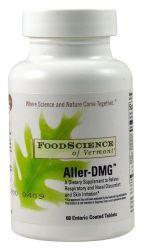 FOODSCIENCE OF VERMONT: Aller-DMG 60 tabs