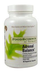 FOODSCIENCE OF VERMONT: Adrenal Balance 90 vegicaps