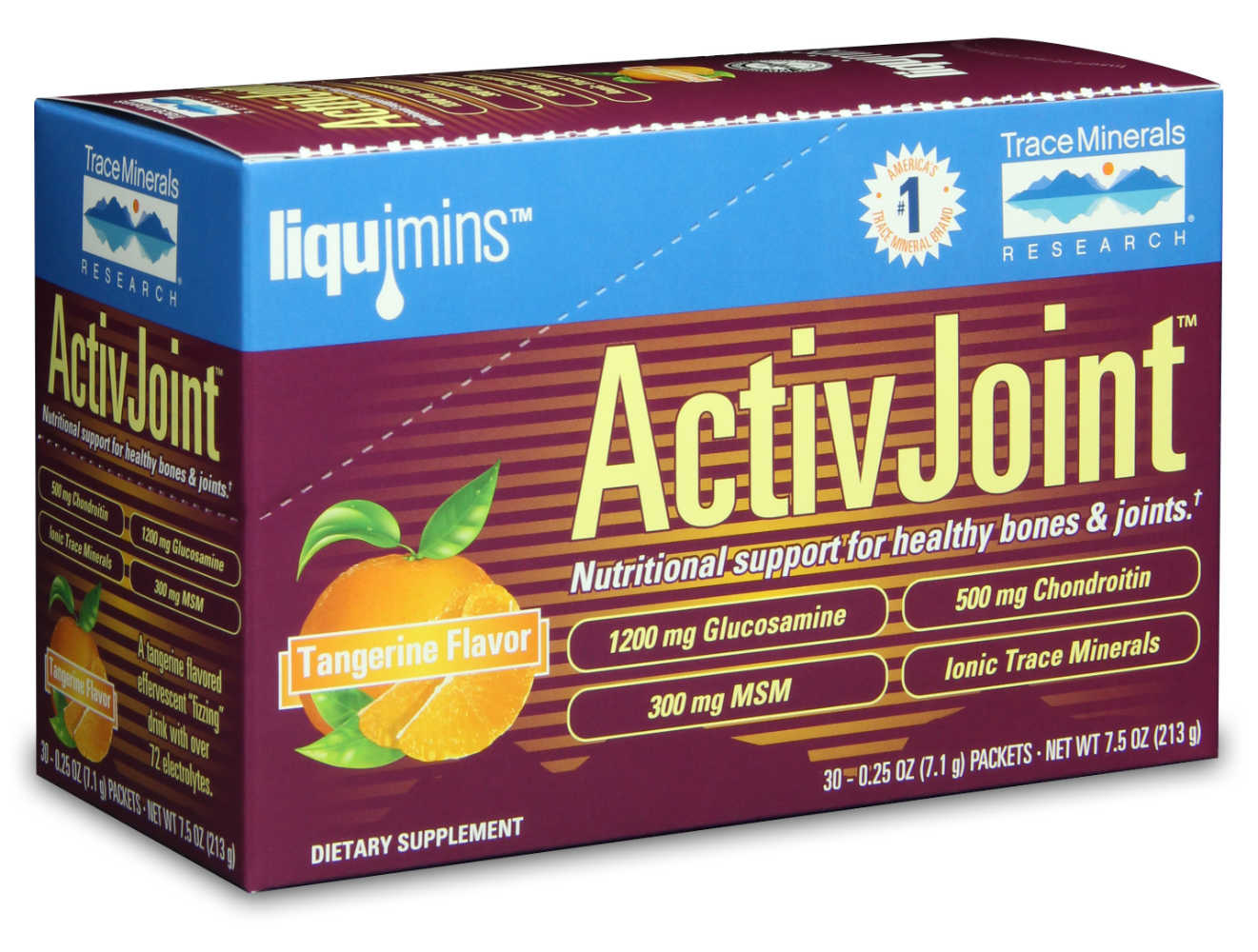 Trace Minerals Research: Activ Joint 30 Packets