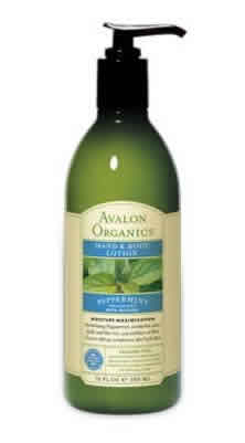 AVALON ORGANIC BOTANICALS: Lotion Organic Peppermint 12 oz