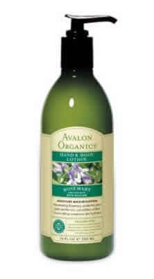 AVALON ORGANIC BOTANICALS: Lotion Organic Rosemary 12 oz