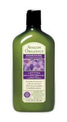 Conditioner Organic Lavender Nourishing Value Size