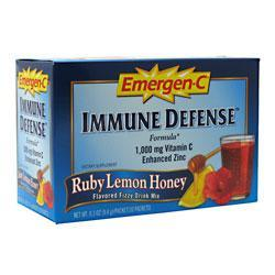 Alacer: Emergen-c immune defense drink mix 13 oz