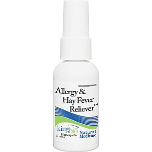 KING BIO: ALLERGIES HAYFEVER 2OZ