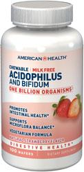 Acidophilus Chewable Strawberry, 100 WAFERS