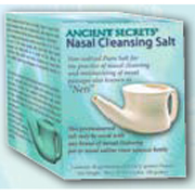 ANCIENT SECRETS DEAD SEA AROMATHERAPY: NASAL CLEANSING SALT 40PKT BOX