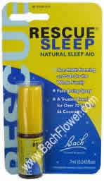 BACH FLOWER ESSENCES: Rescue Remedy Sleep 7 ml