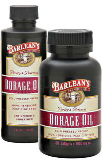 As you can see, I am a fan of Barleans products