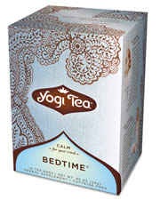 YOGI TEAS/GOLDEN TEMPLE TEA CO: Bedtime Tea 16 bags