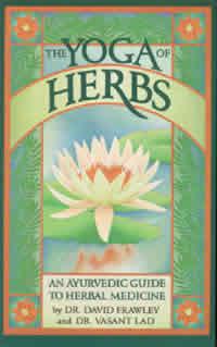 Books and Media: The Yoga of Herbs Lad