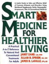 Books and Media: Smart Medicine For Healthier Living Allan Spreen, M.D.