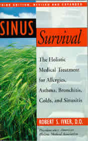 Books and Media: Sinus Survival Ivker