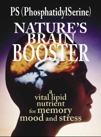 Books and media: Phosphatidylserine nature's brain booster Kidd