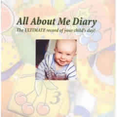 Books and media: All about me diary Joan Ahlers