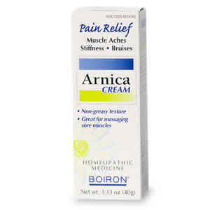 BOIRON: Arnica Cream 2.5 oz
