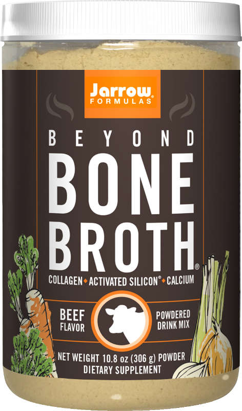 Jarrow: Bone Broth Beef Flavor 10.8oz