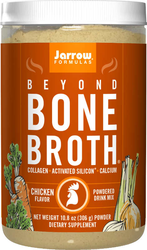 Jarrow: Bone Broth Chicken Flavor 10.8 oz