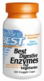 Best Digestive Enzymes, 90C