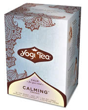 YOGI TEAS/GOLDEN TEMPLE TEA CO: Calming Tea 16 bags