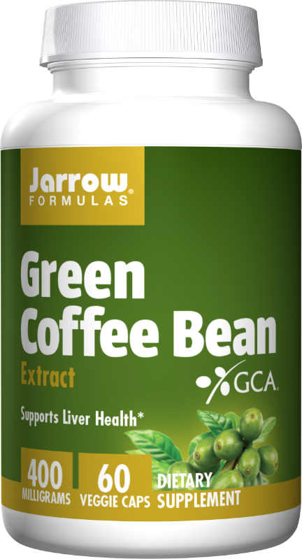 Jarrow: Green Coffee Bean Extract 400MG 60 CAPS