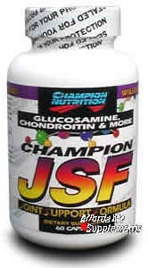 CHAMPION NUTRITION: JOINT SUPPORT FORMULA 60CAPS 60 caps