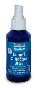 Colloidal Silver Spray 30 PPM