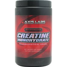 Axis labs inc: CREATINE MONOHYDRATE 500gm