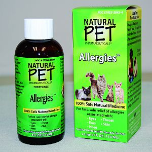 KING BIO: NATURAL PET CAT ALLERGIES 4OZ