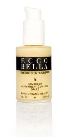 ECCO BELLA: MD Formulated Eye Nutrients Cream 1 oz