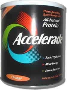 ENDUROX: Accelerade Orange 1.91 lb