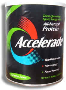 ENDUROX: Accelerade Lemon Lime 13.1 oz