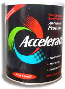 Endurox: Accelerade fruit punch (56 servings) 3.82 lb