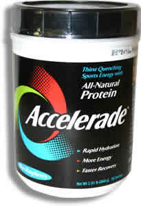 ENDUROX: Accelerade Blue Raspberry (28 servings) 1.91 lb