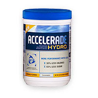 PACIFICHEALTH LABS INC: Accelerade Hydro Lemondade 50 servings